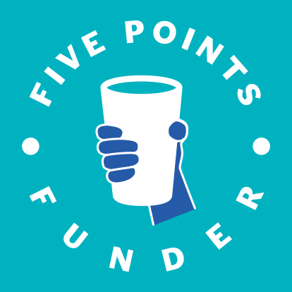 The Five Points Brewing Company funder logo